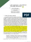 Condiciones Del Surgimiento y Desarrollo P.H