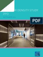 BCO Occupier Density Study Final Report 2013