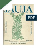Revista Jauja -10- Octubre 1967- Leonardo Castellani