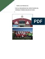 Perfil de Proyecto Seguridad (Autoguardado)