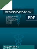 Traqueotomia Quirurgica- Tecnica Quirurgica