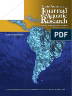 Latin American Journal of Aquatic Research _39!3!11