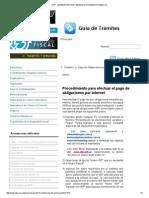 Afip - Administracion Federal de Ingresos Publicos