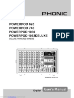 Powerpod 620 Users Manual