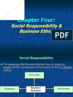 Chapter 04 - Social Responsibility & Business Ethics