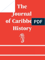 Journal of Caribbean History vol. 39 (2005) - The University of the West Indies