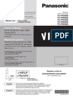 Panasonic Viera TCP42S60