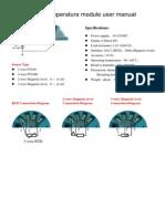 D148 Temperature Module User Manual (v2)