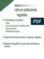 Eco Demografia Poblacional