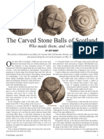 The Carved Stone Balls of Scotland