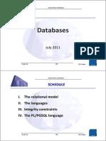 Basic Database lecture 1