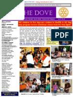 RC Holy Spirit E-bulletin WB VII No. 21 December 23, 2014