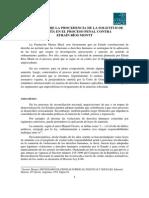 Analisis Amnistia Rios Montt