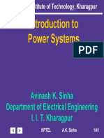 Power Systems - AK Sinha