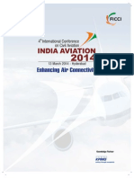 FICCI KPMG Aviation Report 2014 Ex Sum