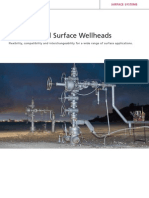 Conventional Surface Wellheads