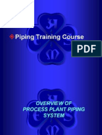 Piping Training