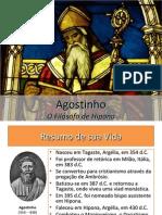Aula Agostinho [Slides]