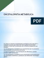 encefalopatia metabolica