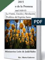 2015 El Año de la Promesa Josue 14.doc