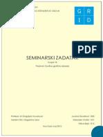 Tehnoloski Postupak Izrade Monografije