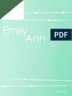 Portfolio Emily Froelich