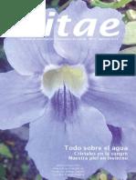 Revista Vitae 33. Invierno 2014