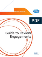 IFAC SMP Guide to Review Engagements