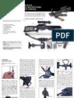 Blitz Instruction Manual Download