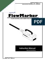 Flowmarker Manual