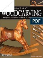 The Complette Book of Woodcarving