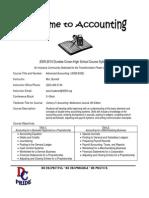 09-10 Accounting Syllabus