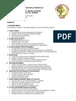 2008 Biologie Etapa Nationala Subiecte Clasa a XI-A 1