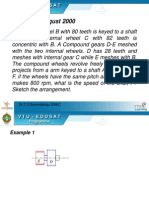 11-Chapter-5-Gear-Trains-Tabular-method-VTU-Exam.ppt