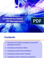 HR GSR Management