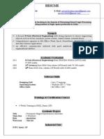 Govind Teaching Resume