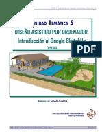 Google Sketchup_Tema 05_ Diseño Asistido Por Ordenador