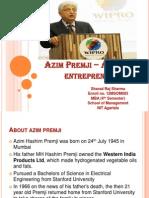 An Indian Entrepreneur