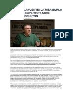 2009.03.26-La Risa Burla El Saber Experto-Antonio Lafuente