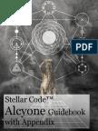 Stellar Code Alcyone Guidebook With Appendix