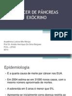 Câncer de Pâncreas Exócrino