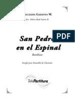 San Pedro en El Espinal