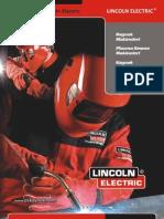 Lincoln Katalog
