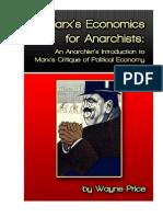 Marxs Economics for Anarchists