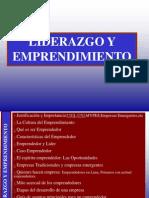 Clase Emprendimiento y Liderazgo UNH-Lircay