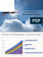 Aurora Vision Solution Overview June 2012