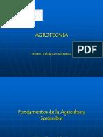 Agrotecnia Fundamentos