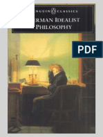 Bubner, R. - German Idealist Philosophy (Penguin, 1997)