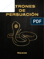 Patrones de persuasión