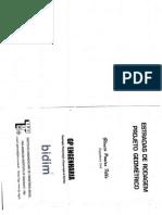 Livro - Estradas de Rodagem - Projeto Geométrico